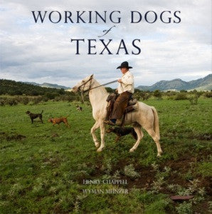 Working Dogs of Texas- Wyman Meinzer