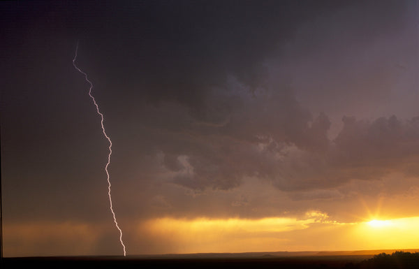 Favorite Forty: Plains Thunderstorm- Wyman Meinzer