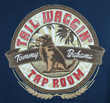 Tommy Bahama Tail Waggin' T-Shirt - Navy