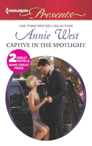 Annie West Captive In The Spotlight epubCheap Romance Books