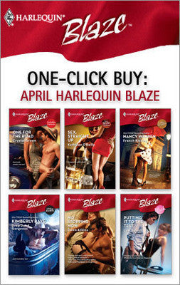 Crystal Green April Harlequin Blaze epubCheap Romance Books
