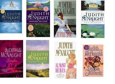 Judith McNaught epub Book Club StarterCheap Romance Books