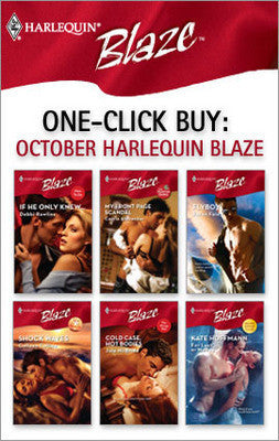 Debbi Rawlins One Click Buy October Harlequin Blaze - Cheap Romance Books - 1