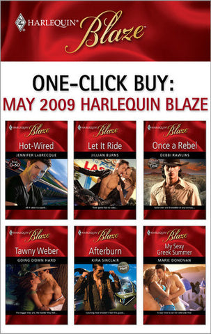 Jennifer LaBrecque One Click Buy May 2009 Harlequin Blaze - Cheap Romance Books - 1