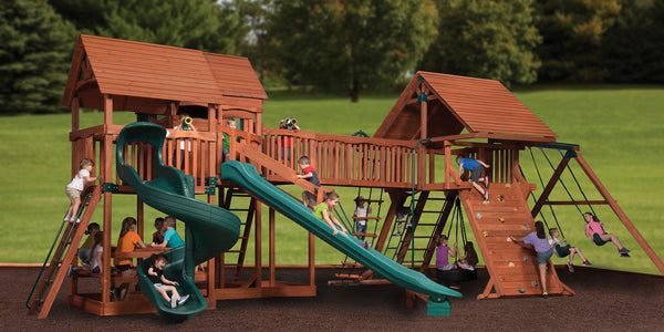 Treehouse - Peak Combo Play Set
