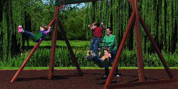 Free Standing Swing Set Accessories Backyard Discovery