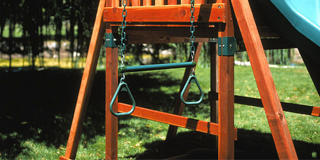 Trapeze Bar Playset Accessories Backyard Discovery
