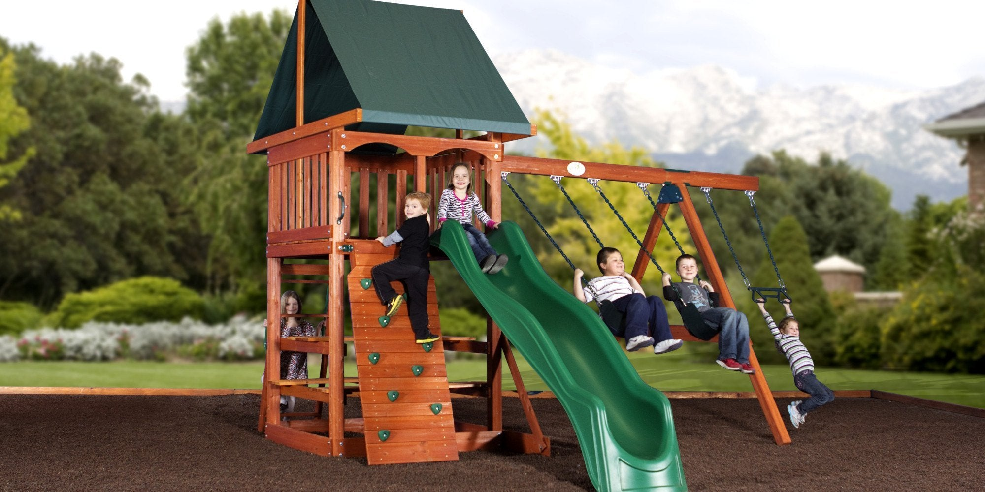 Acadia Playset Expedition Series