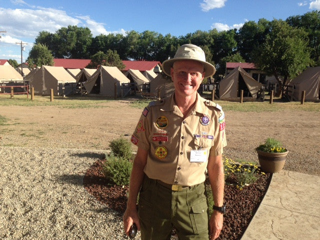 My Week at the BSA Philmont Training Center