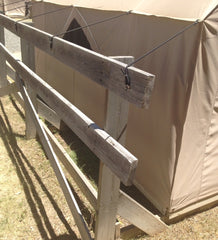 Tent support