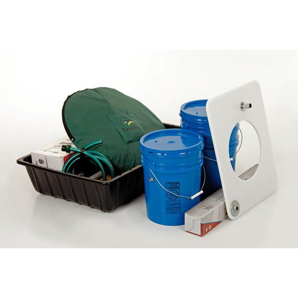 Deluxe Filtration Camp Sink & Deluxe Tent Shower