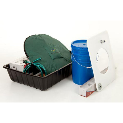 Deluxe Camp Sink & Deluxe Tent Shower