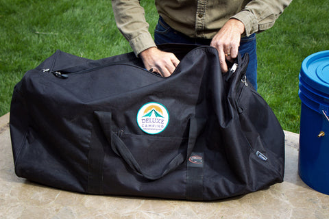 Deluxe Camp Sink Carrying Case