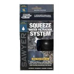 Extra Filter for Deluxe Filtration Sink - Sawyer Point One