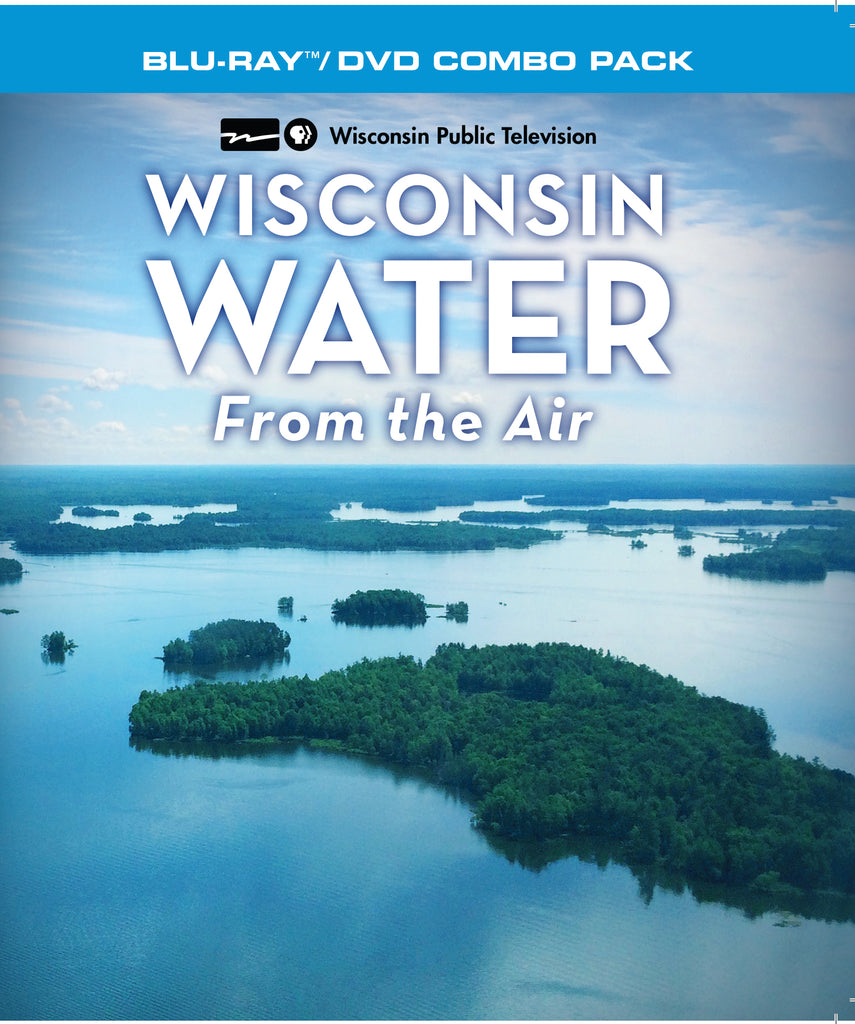 Wisconsin Water From the Air