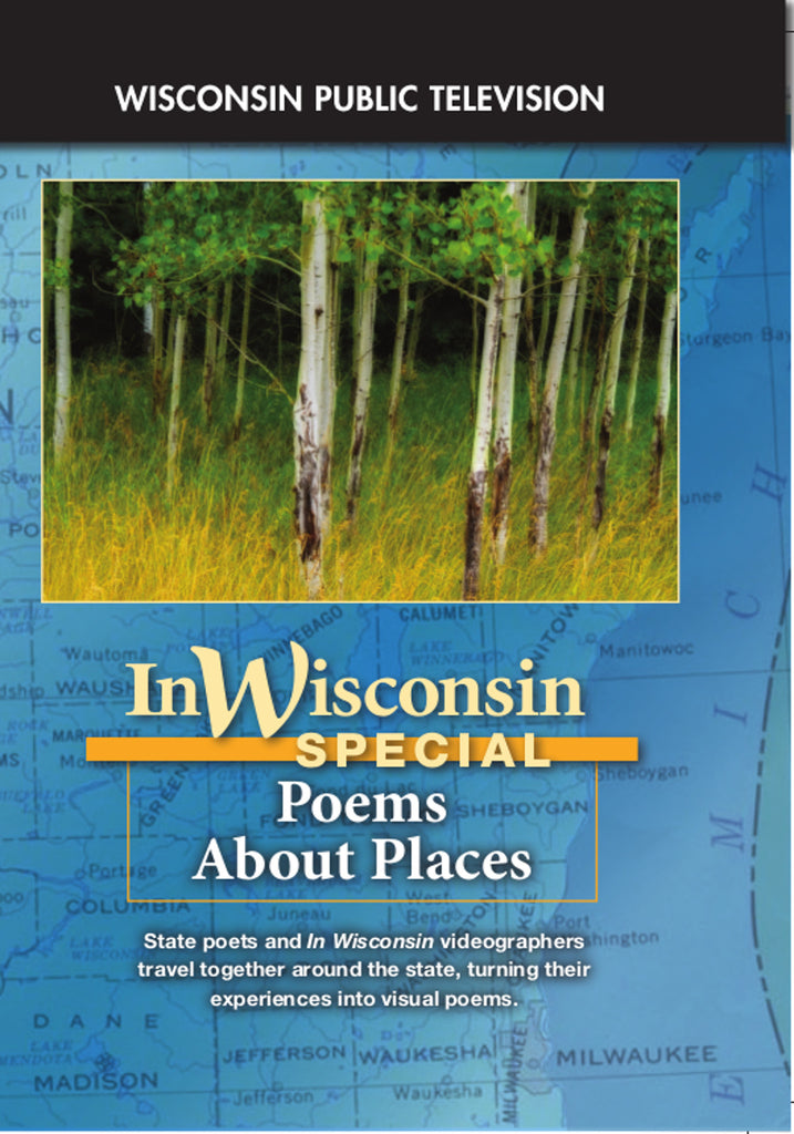 In Wisconsin: Poems About Places