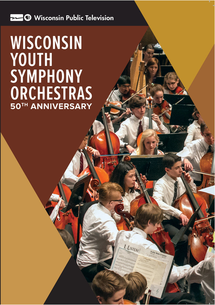 Wisconsin Youth Symphony Orchestras 50th Anniversary
