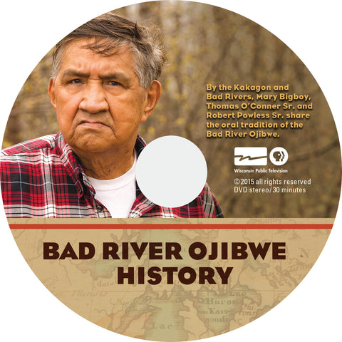 Bad River Ojibwe History