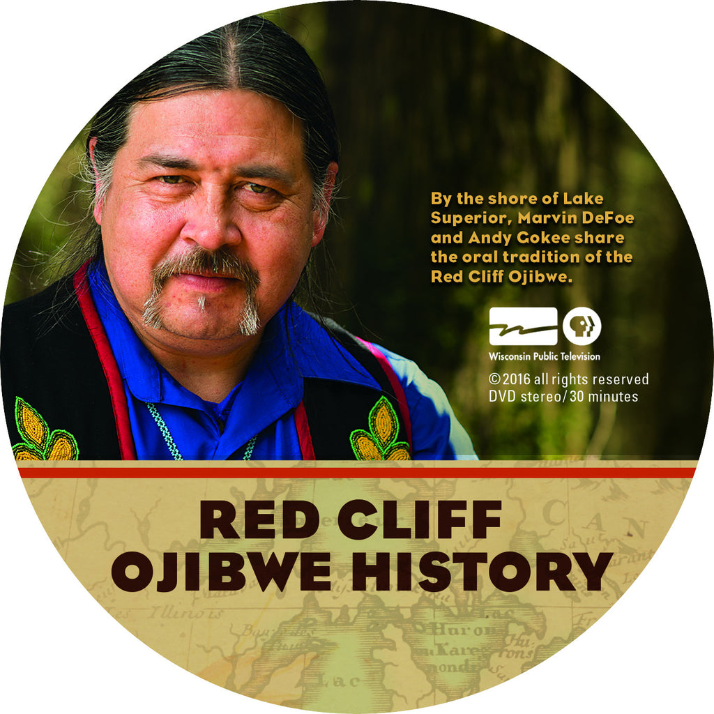 Red Cliff Ojibwe History