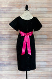 Black - Maternity Labor & Delivery Hospital Gown