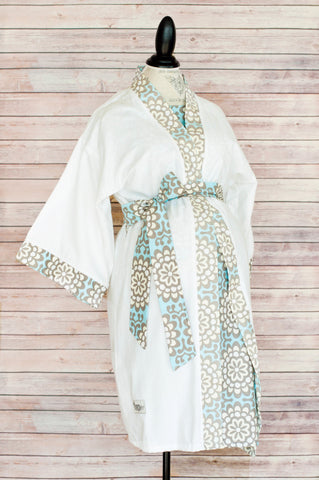 Sadie - Maternity Delivery & Nursing Robe