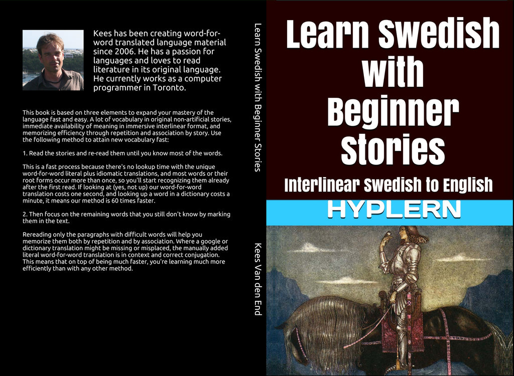Learn to read Swedish with Interlinear translations