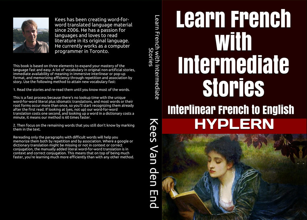 Interlinear French in Paperback Format