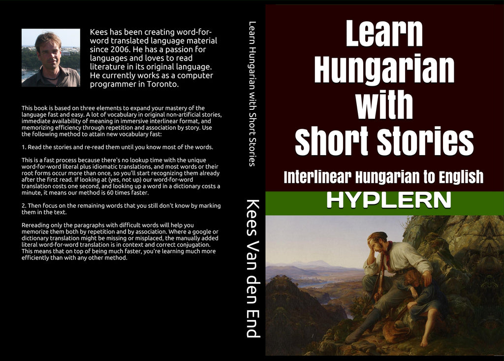 Learn Hungarian Just By Reading
