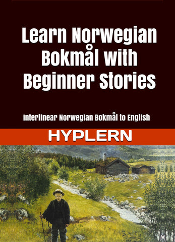The best way to learn Norwegian fast and easy with beginner stories