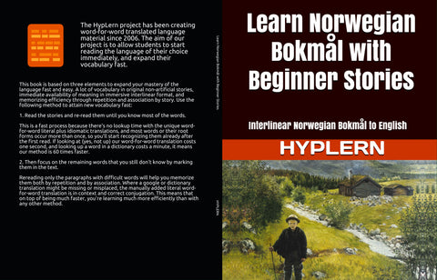 Best way to learn Norwegian for beginners