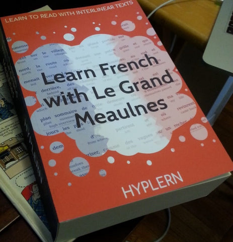 Learn French with a top 10 book from French literature