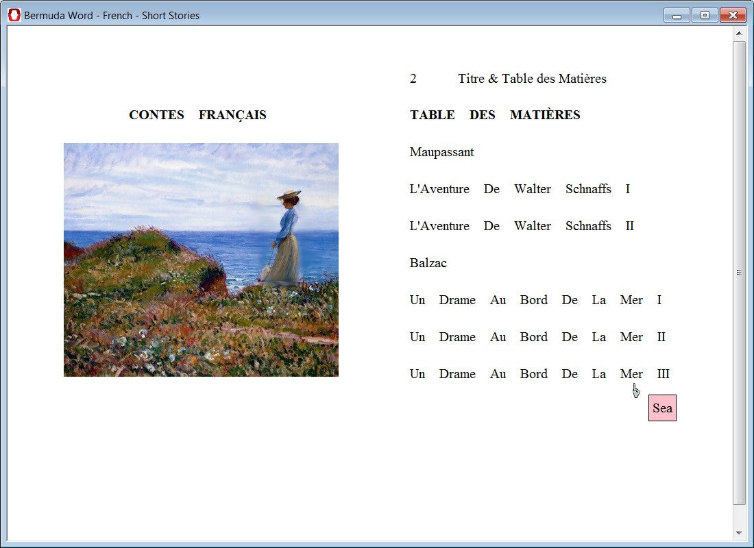 Bermuda-Word-French-Short-Stories-For-Beginners-And-Advanced-Readers-Learners-Of-French