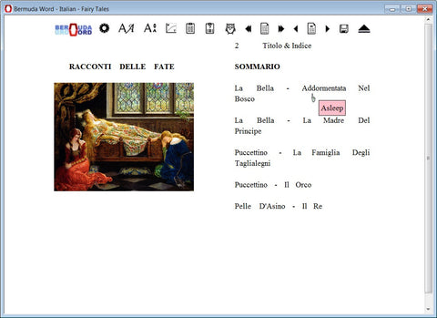 Bermuda-Word-Learn-Read-Italian-Fairytales-Beginners-Texts