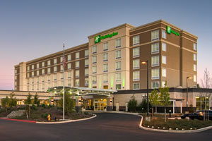 Holiday Inn Springfield Eugene OR