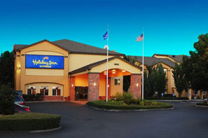 Holiday Inn Express Eugene Springfield OR