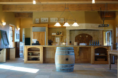 Tasting Room – Iris Vineyards