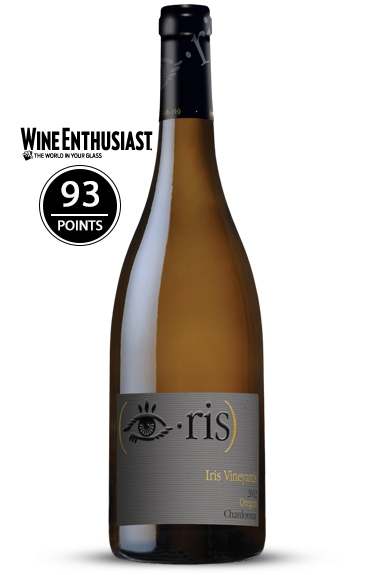 Iris Vineyards 2012 Oregon Chardonnay