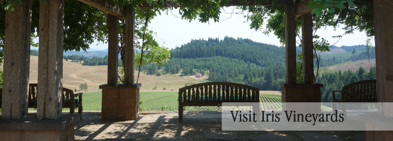 Visit Iris Vineyards