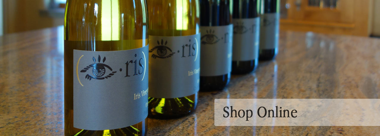 Shop Online Iris Vineyards