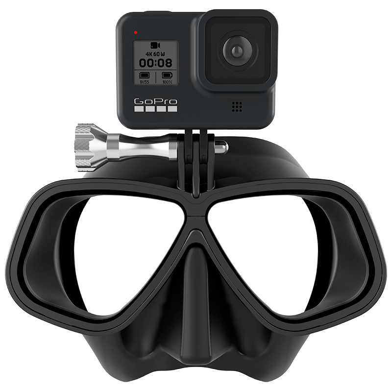 OCTOMASK - Freediver Dive Mask for GoPro