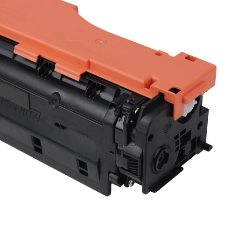 Compatible HP CE412A 305A Toner Cartridge (Yellow)