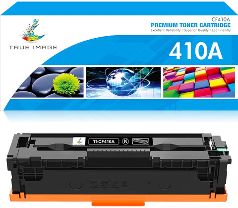 HP 410A CF410A 410 A Compatible Toner Cartridge (Black,1 Pack)