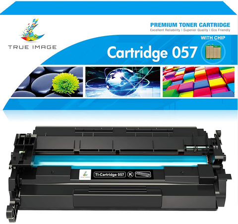 Canon 057 Compatible Toner Cartridge  (Black, Cyan, Magenta, Yellow, 4 Pack)