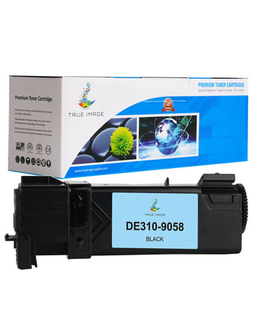 TRUE IMAGE DE3109058 Black Toner Replaces Dell 3109058