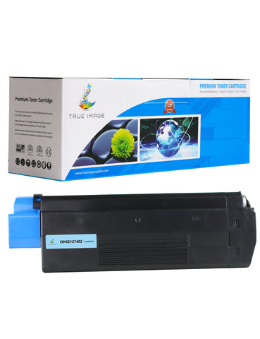 Compatible OKI 42127402 Toner Cartridge (Magenta)