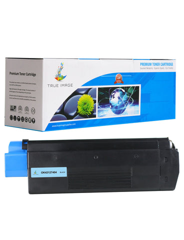 Compatible OKI 42127404 Toner Cartridge (Black)