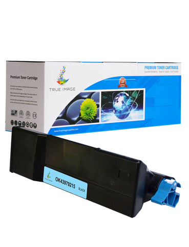 Compatible OKI 43979215 Toner Cartridge (Black)