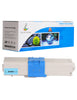 Compatible OKI 44469703 Toner Cartridge (Cyan)