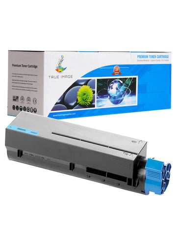 Compatible OKI 44574701 High Yield Toner Cartridge (Black)