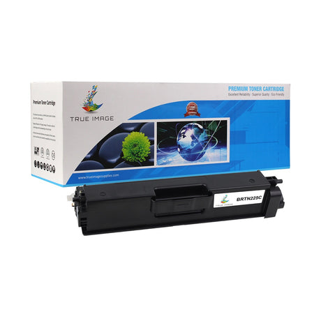 Compatible Brother TN-225C Toner Cartridge (Cyan)